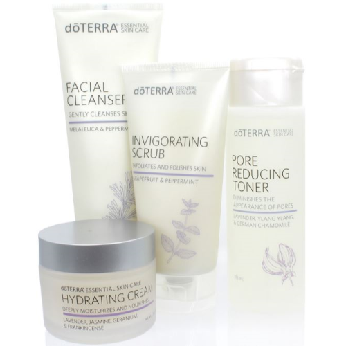 Essential Skin Care Daily Usage