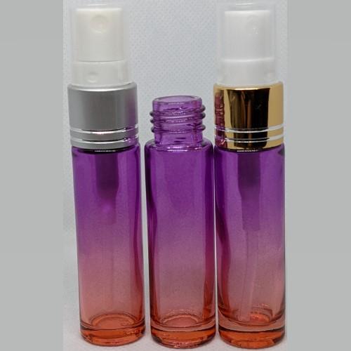 10ml Spray Bottle Purple Orange