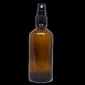 Amber 100ml Spray Bottle