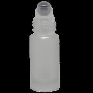 5ml Frosted Roller Bottle