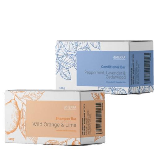 Shampoo & Conditioner Bar Bundle